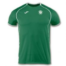 Carmen AC Joma Record II T-Shirt Green/White Youth 2019